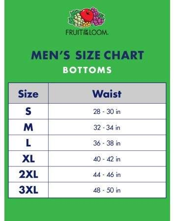 Fruit Of The Loom Big Men S Printed Woven Boxer Extended Sizes 4 Pack