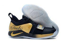 promo code d4627 63c9e Nike PG 2. 5 Sony PlayStation Navy Blue Gold Men's ...