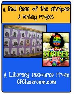 Be true to yourself writing project. And what a fun book to base it on!