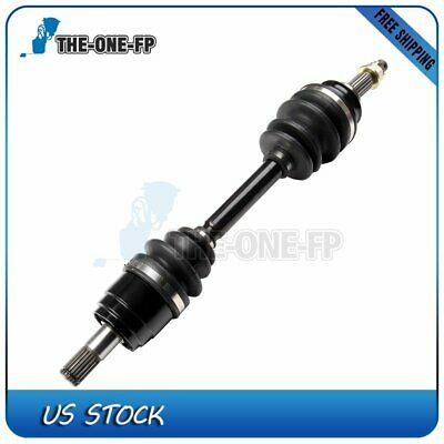 2003-2004 YAMAHA GRIZZLY 660 4X4 FRONT LEFT EXTREME OFF ROAD ATV CV JOINT AXLE