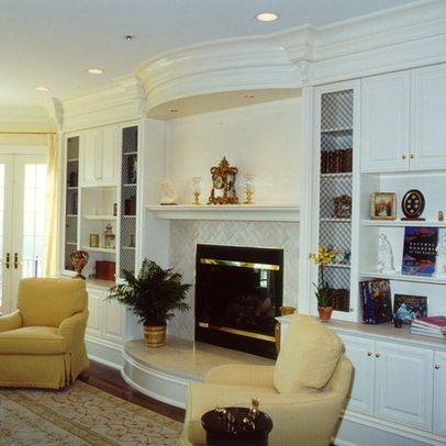 Fireplace Cabinets Design Ideas Pictures Remodel and Decor