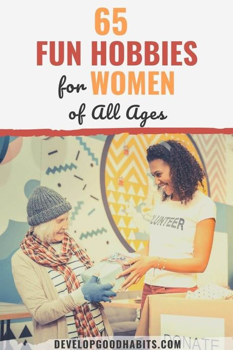 65 Fun Hobbies for Women of All Ages