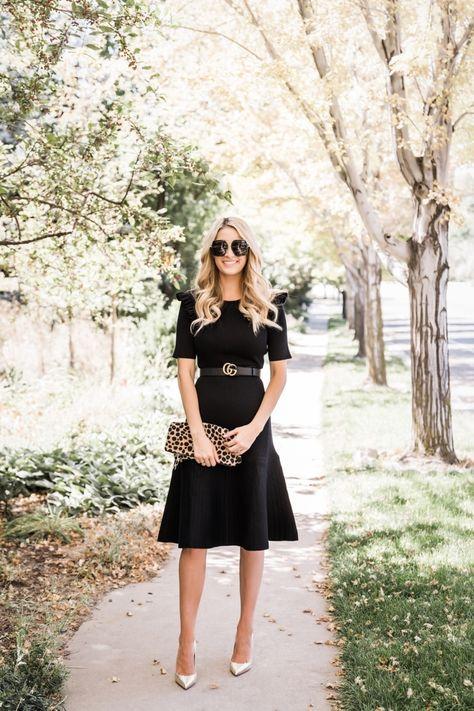 Dressy in 2019 my style black dress outfits, little black dress.