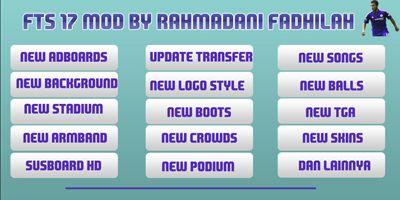 First Touch Soccer 2016/2017 Mod Apk + Data by Rahmadani