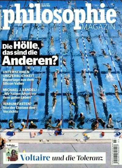 Die Hölle, das sind die Anderen? Gefunden in: Philosophie Magazin, Nr. 3/2015