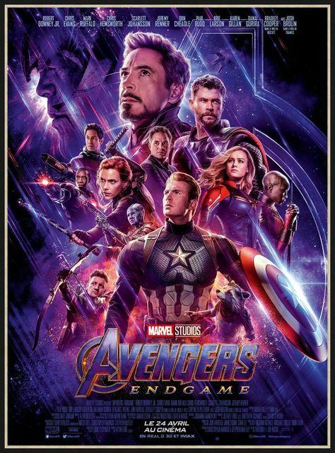 Avengers : Endgame (French Grande) - 2019