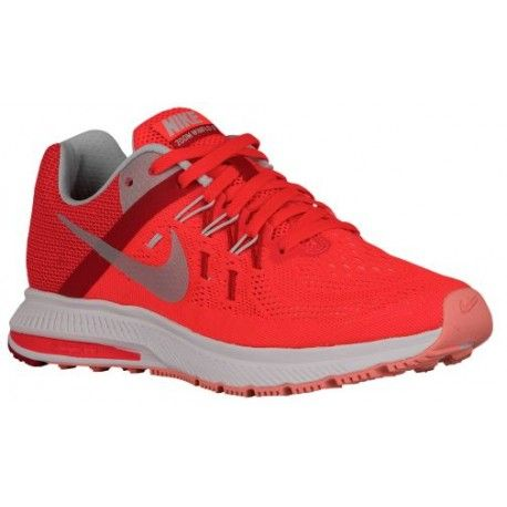 Atomic Pink Nike Air Zoom Winflo 2 Nike Air Zoom Winflo 2 - Women's - Running - Shoes - Bright ...