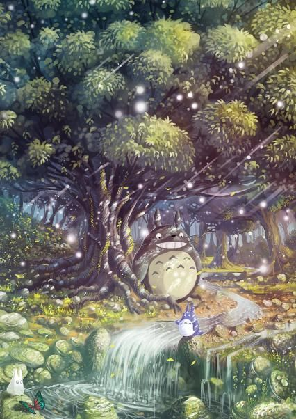 Send The Perfect Greeting Card Order Online It S Sent Today Studio Ghibli Studio Ghibli Movies Ghibli
