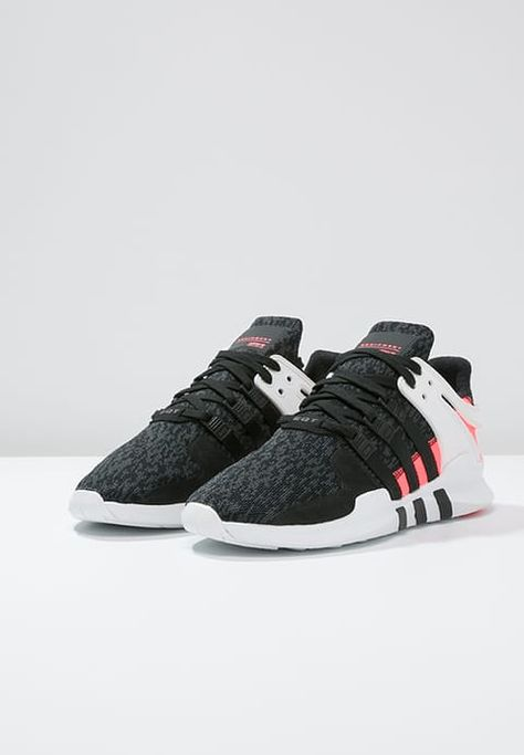 detailed pictures shopping hot product adidas Originals EQT SUPPORT ADV - Sneaker low - core black ...