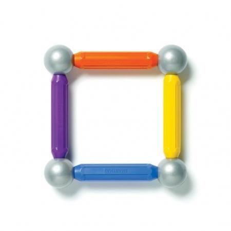 Smartmax Vierkant Speelgoed Vormen Magneten