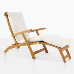 Normal Teak Adjustable Steamer With Images Relaxing Chair Chair Teak