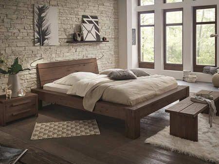 Lit Areba En Chene Sauvage Massif Hasena Fabricant Suisse Meuble Pour La Chambre Decoration Maison Maison Mobilier De Salon
