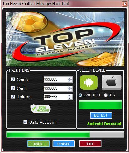 Top Eleven 2017 Hack For Keys And Diamonds 2018 Top Eleven 2017 Time Hack Top Eleven 2017 Hack And Cheats Top Eleven 201 Tool Hacks Download Hacks Cheating
