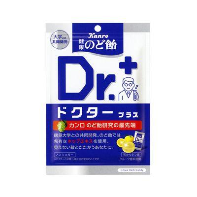 健康のど飴 ドクタープラス 食 新製品 新製品 から食の今と明日を見る Packaging Design Packaging Design