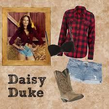 Sexy daisy duke costume
