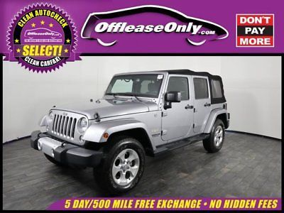 Ebay Wrangler Sahara Off Lease Only 2015 Jeep Wrangler Unlimited Sahara V6 Cylinder Engine 3 6l 219 Jeep Jeeplife With Images Jeep Wrangler Unlimited Sahara