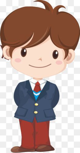 Cartoon Boy Boy Cartoon Vector Png And Vector With Transparent