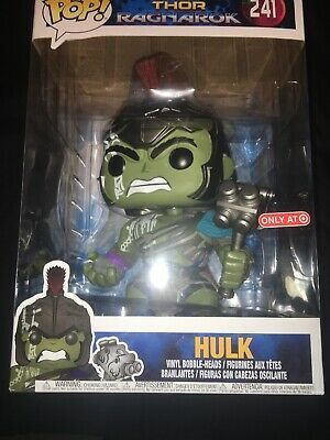 Ebay Ad Url Target Exclusive 10 Inch Hulk Funko Pop New In Box Never Taken Out Hammer Intact Pop Vinyl Figures Funko Pop Disney Vinyl Figures