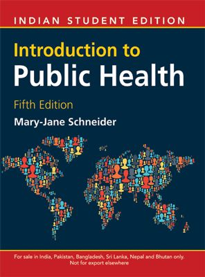 Introduction To Public Health Fifth Edition Up To Date Coverage
