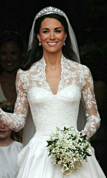 Bouquet Sposa Principessa Kate.Pin Su Royalty