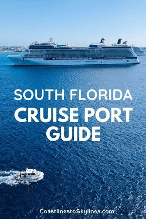 What You Need To Know When Cruising Out Of South Florida Cruises To Cuba Family Friendly Cruises Florida Coastline