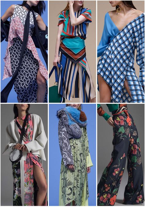 In this New York Fashion Week designer highlight, we look to Diane von Furstenberg's latest collection. Beautifully sophisticated florals and bold geometri