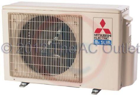 9 000 Btu H 26 Seer Single Zone Mini Split Heat Pump Muzfe09na1