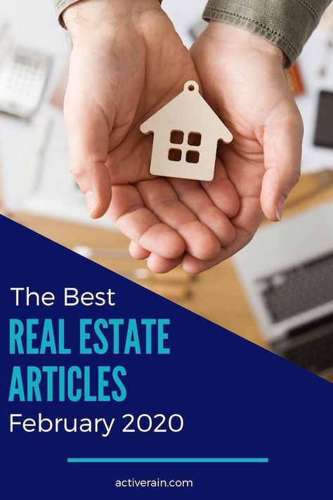 The Best Real Estate Articles for February 2020