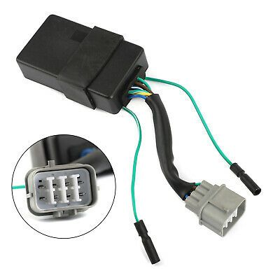 Ebay Advertisement Cdi Box Module Fit For Honda Rancher 350 Fourtrax 350 Trx350 2000 2005 In 2020 Ebay Honda Electronic Products