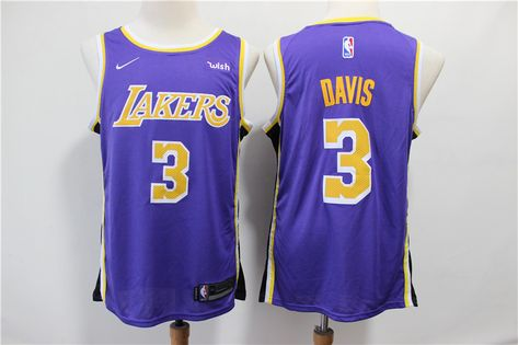 NIKE NBA LOS ANGELES LAKERS KOBE BRYANT SWINGMAN JERSEY