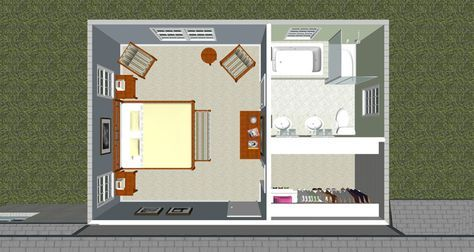 Floor Plans For Master Bedroom Additions Creating An Ideal Master Bedroom Suite Master Bedroom Layout Master Bedroom Plans Bedroom Addition Plans