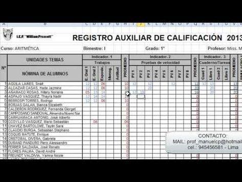 Sistema De Registro Completo En Excel Youtube Hojas De Cálculo Trucos De Excel Informatica Y Computacion