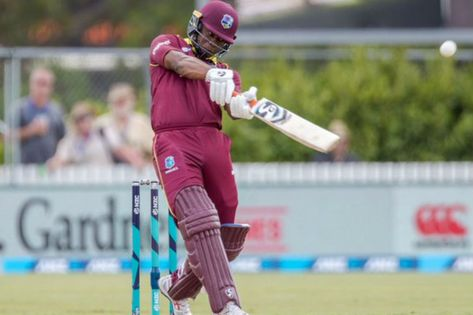 Evin Lewis Hits Unbeaten 99 as West Indies Ease to Victory Against Ireland