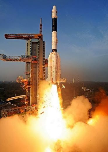 Gslv Blast Off Jpg 370 520 Pixels Space Flight Isro India Space Exploration