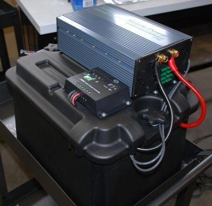 Solar Powered Generator 100 Amp 4000 Watt Solar Generator Just Plug And Play In 2020 Solar Powered Generator Solar Generator Best Solar Panels