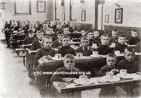 Victorian workhouses. Children in the Workhouse workhouses.org.uk