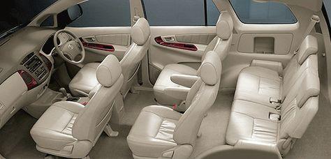 Toyota Innova Car Hire In Delhi Toyota Innova Car Hire Luxury