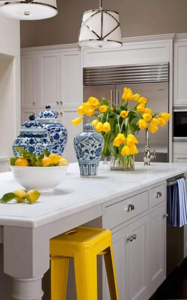 20 Spring Kitchen Ideas For Your Kitchen Remodel Yellow Kitchen