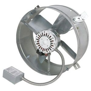 R26 Attic Ventilator Motor Attic Exhaust Fan Attic Vents Attic Fan