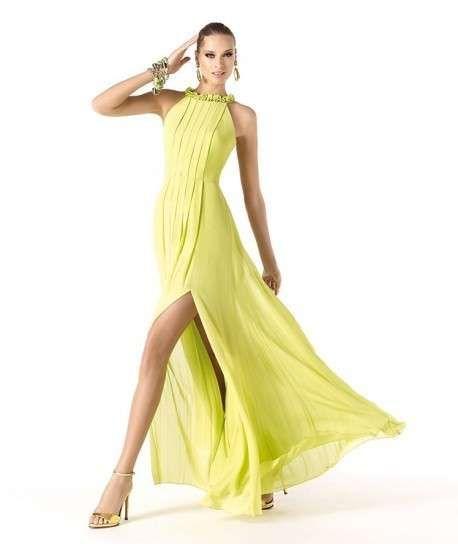 Abiti Eleganti Gialli.Vestiti Eleganti Da Giorno Per Matrimonio Abiti Da Ballo