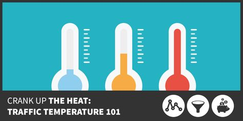 Crank Up the Heat: Traffic Temperature 101 - Digital Marketing Services by Black Dog Marketing