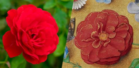 7 Favorite Flowers from Renaissance Manuscripts and Their Christian Symbolism. Our manuscripts curators and manager of gardens shed light on the associations and uses of seven favorite garden flowers.
