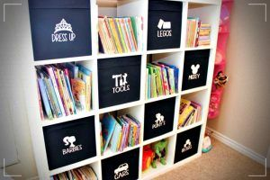 Cajas Organizadoras Ideas Espectaculares Para El Hogar Kids Bedroom Organization Ikea Toy Storage Ikea Boxes