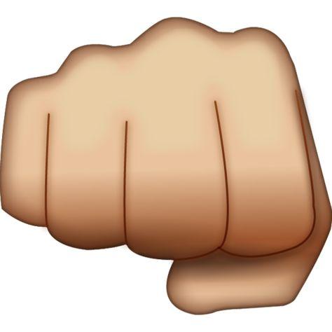 Fist Hand Emoji Hand Emoji Emoji Emoji Faces