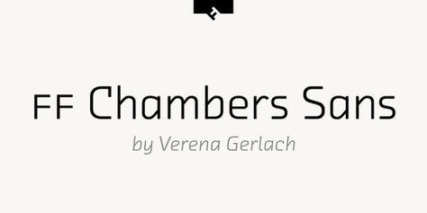 FF Chambers Sans™ font download | Fonts | Fonts, Premium fonts, Desktop