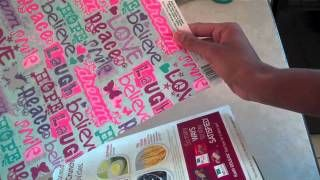 How to Make an 18 Inch Doll Bed, from cereal boxes and duck tape. via MyFroggyStuff YouTube.