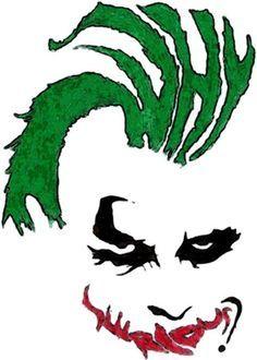 The Joker Why So Serious Bat Man High Quality T-Shirt Iron On Transfer