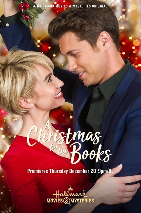 A Christmas For The Books A Hallmark Movies Mysteries