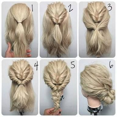 Image Result For Formal Hairstyles Do It Yourself Low Updo Hair Styles Long Hair Styles Medium Hair Styles