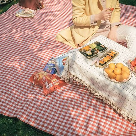 Picnic Mat Plaid Pattern Moistureproof Mat Blanket Pad Folding | Wish
